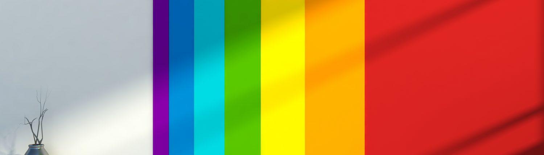 Farbe, Wand, Malerei, Mühlviertel, bunt