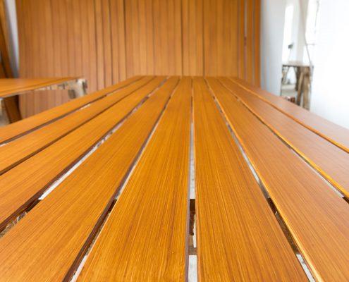 Malerei Reiter - Holzbeschichtung